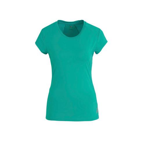 Rukka hardloopshirt groen