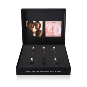 Sample Box For Her geursamples - 6 stuks