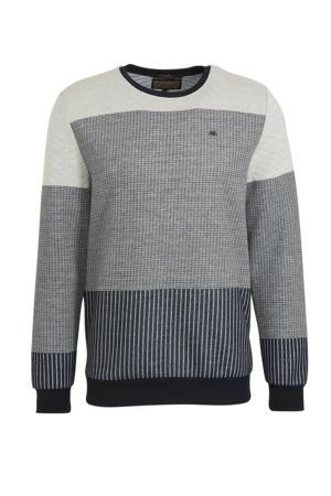 sweater Onno blauw