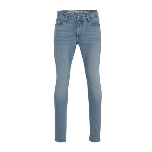 Amsterdenim slim fit jeans Jan blauw