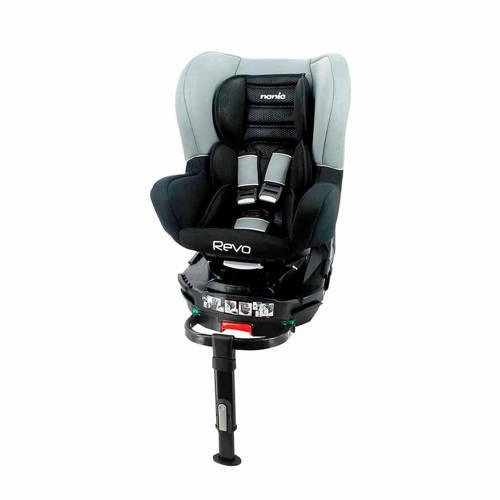 Nania Revo Isofix Leg Support autostoel grijs