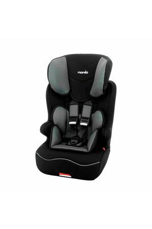 Racer Isofix autostoel grijs