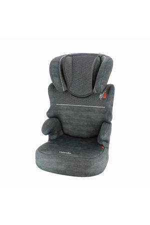Befix Sp Zig Zag autostoel donkergrijs