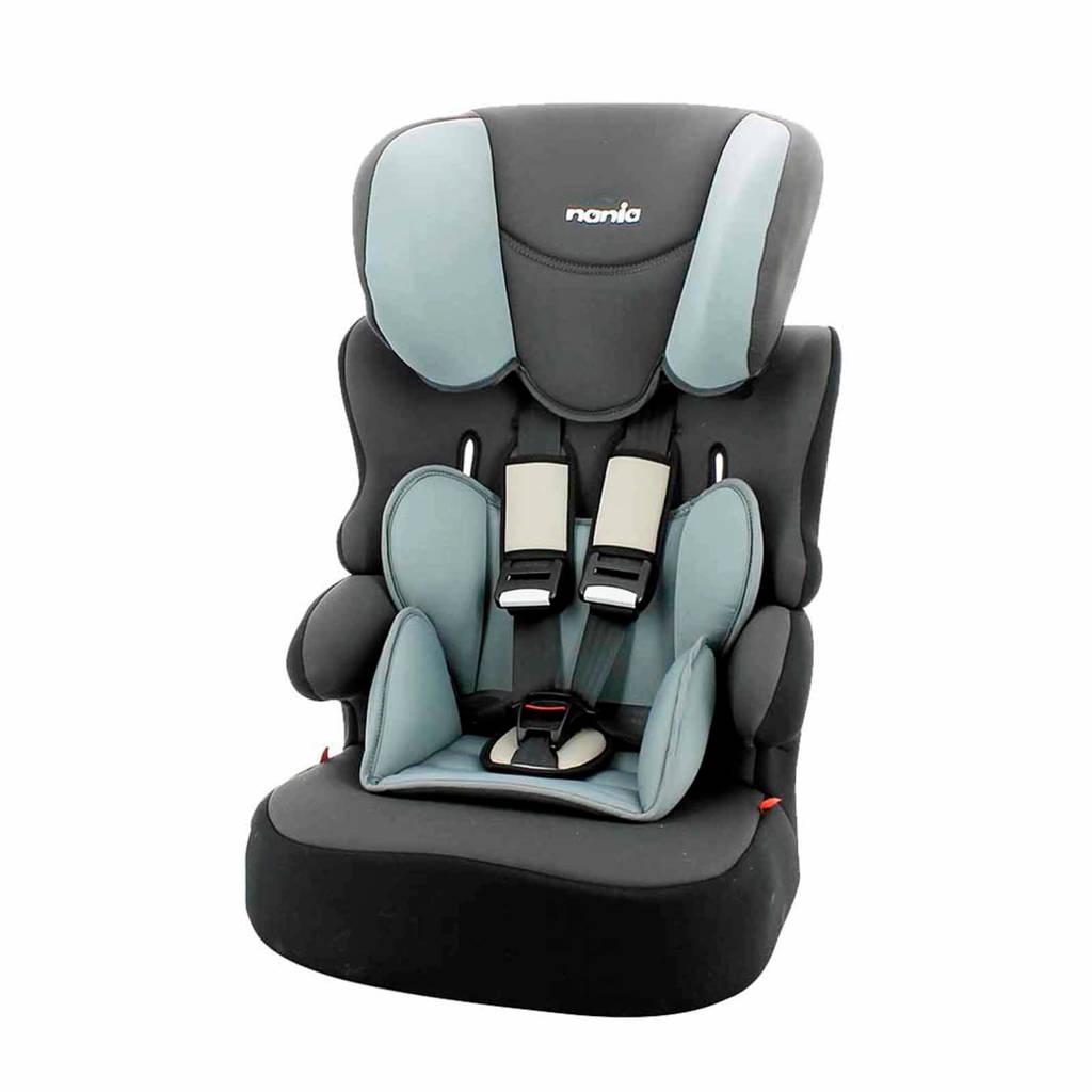 Nania Beline Sp Access autostoel grijs, Donkergrijs/grijs