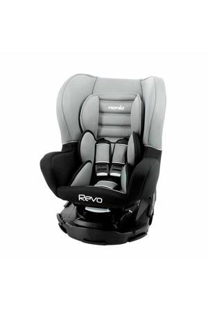 Revo luxe autostoel grijs