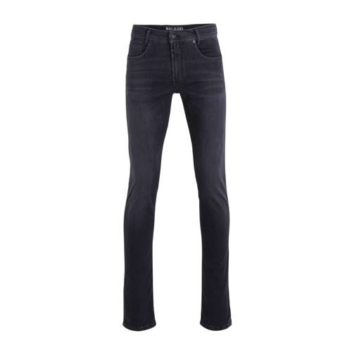 MAC slim fit jeans grijs