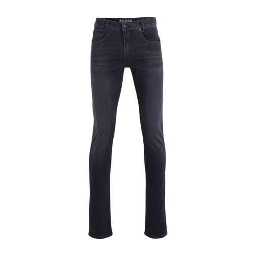 MAC slim fit jeans grijs