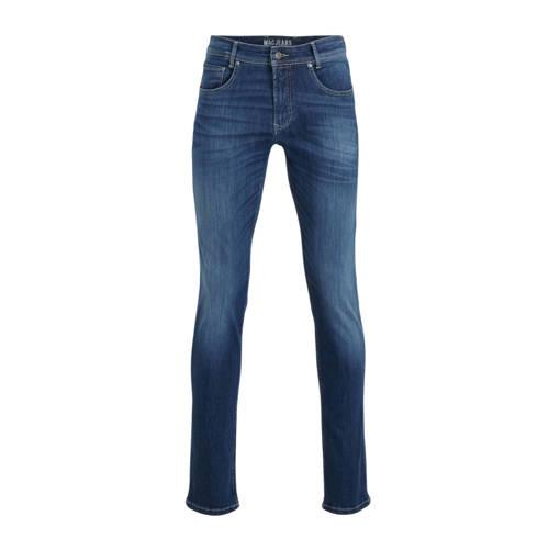 MAC slim fit jeans blauw