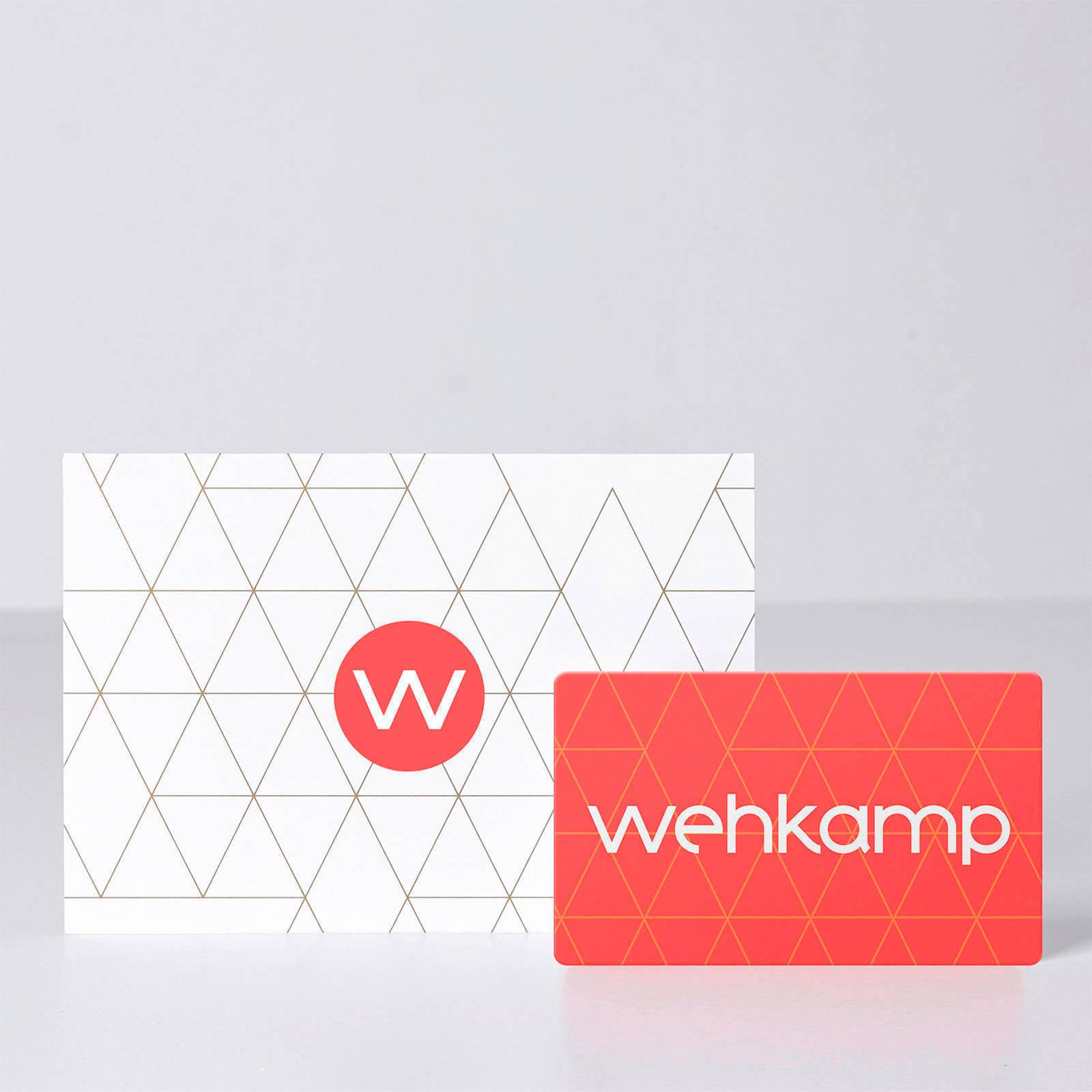 ** Cadeaukaart - Wehkamp