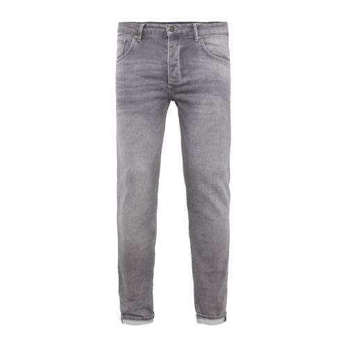 WE Fashion skinny jeans light grey jog denim