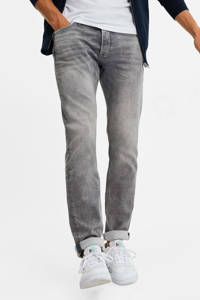 WE Fashion Blue Ridge slim fit jeans light grey denim, Light Grey Denim