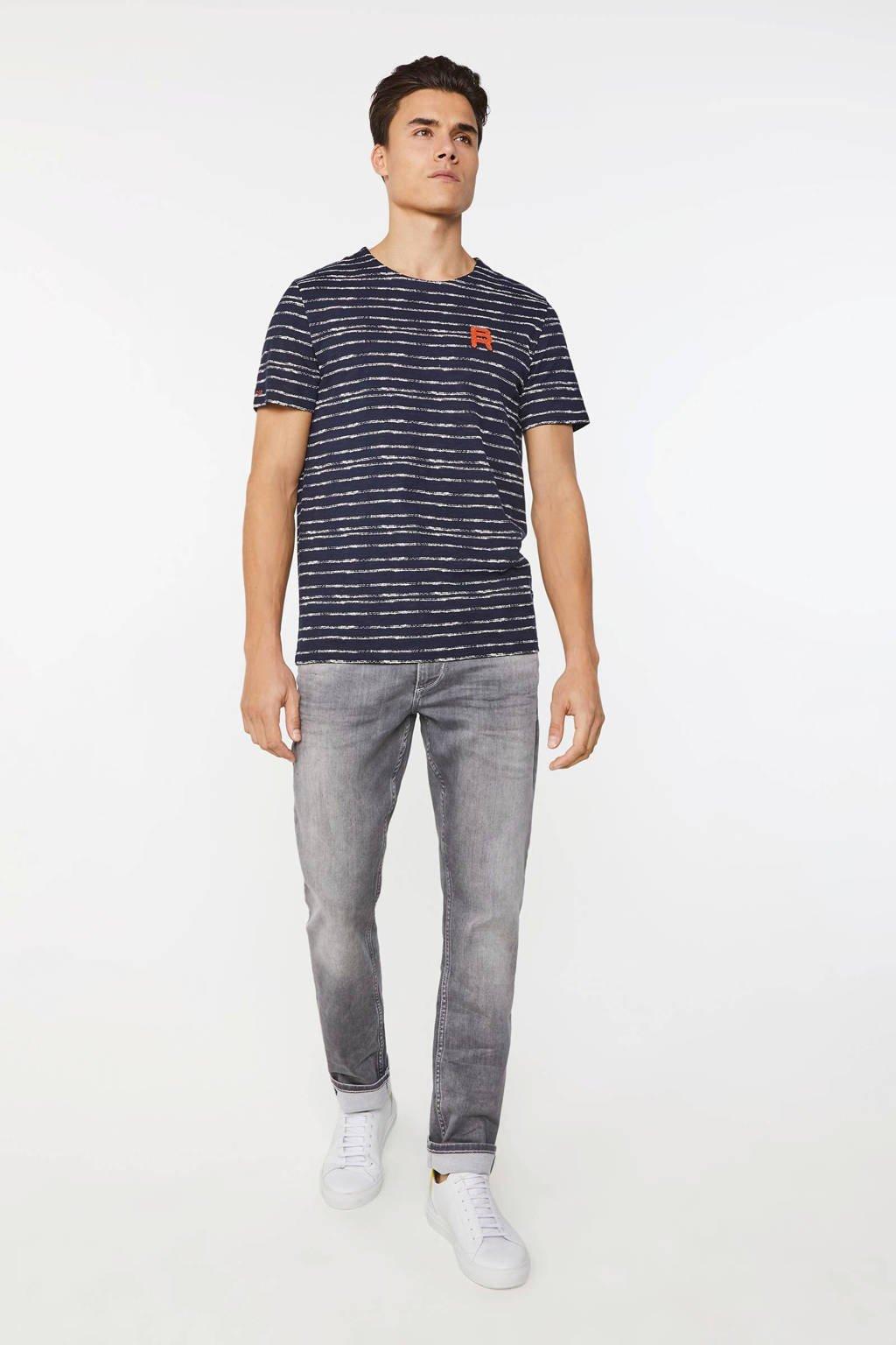 WE Fashion Blue Ridge regular fit jeans light grey jog denim, Light Grey Denim