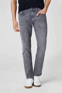 C&A The Denim slim fit jeans grijs, Grijs