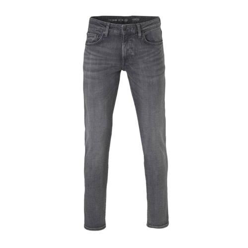 C&A The Denim slim fit jeans grijs
