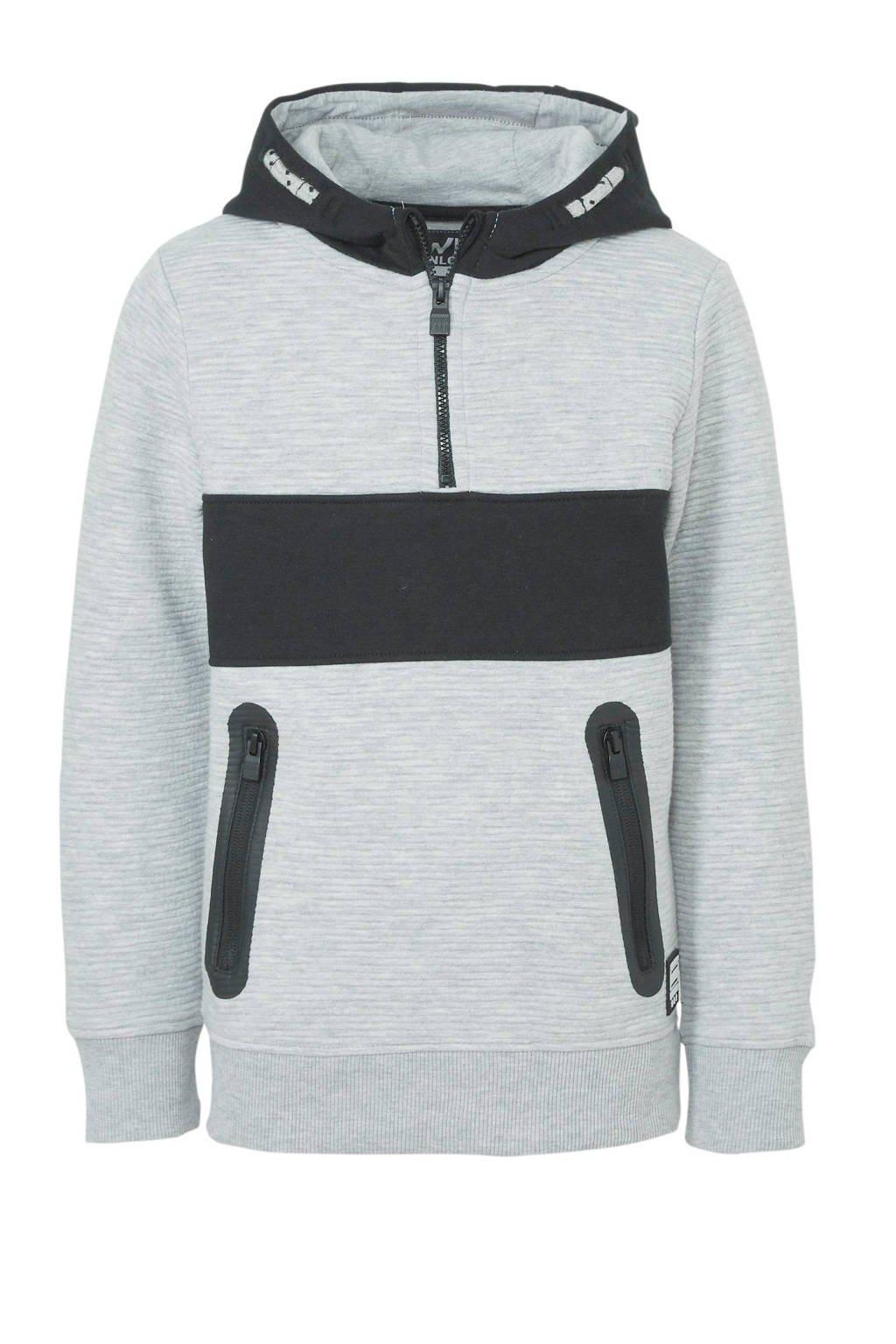 C&A Here & There hoodie lichtgrijs, Lichtgrijs