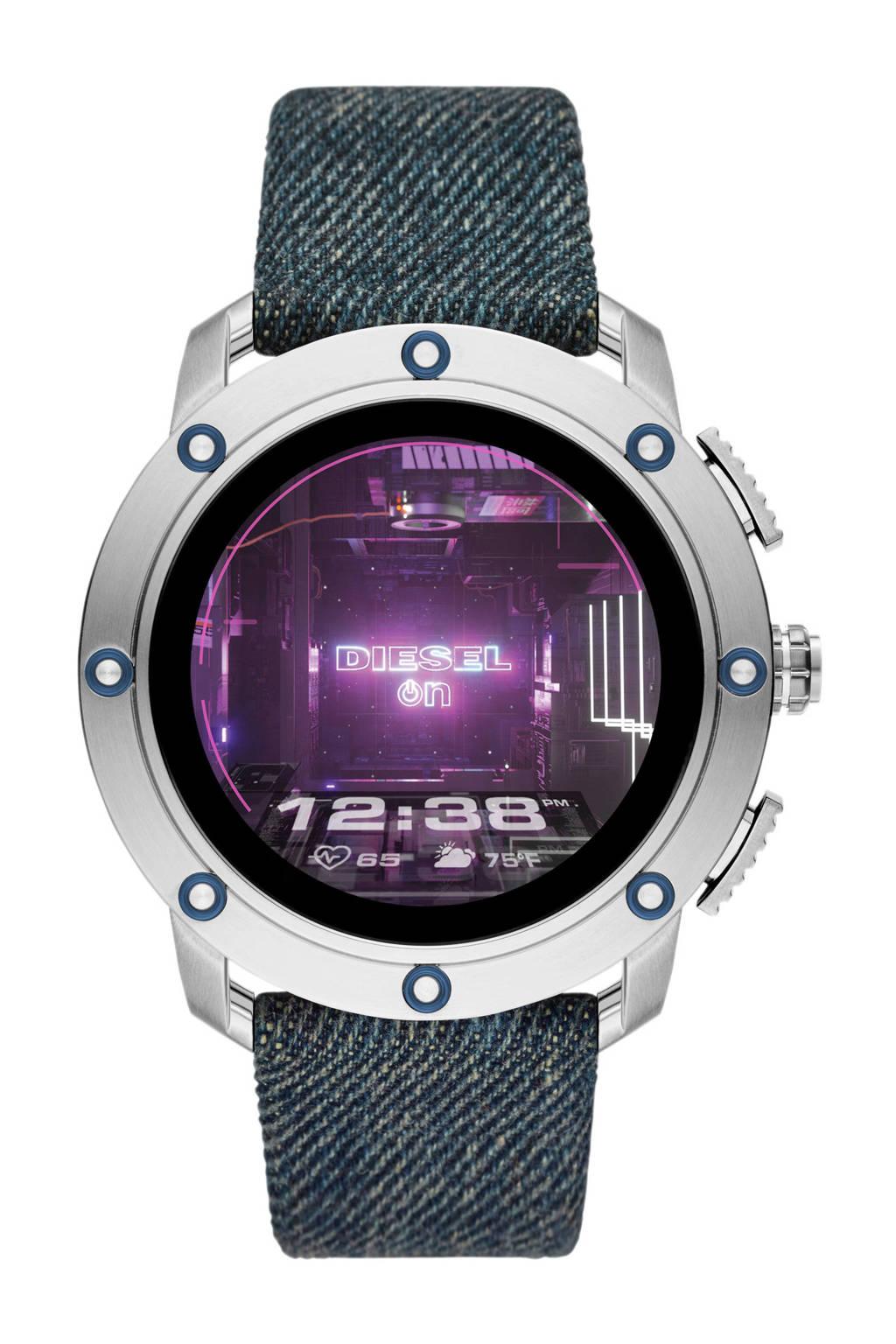 Diesel Axial Gen 5 Heren Display Smartwatch DZT2015, Zwart