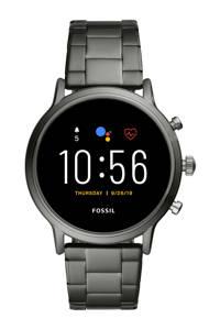 Fossil Carlyle HR Gen 5 Heren Display Smartwatch FTW4024, Grijs