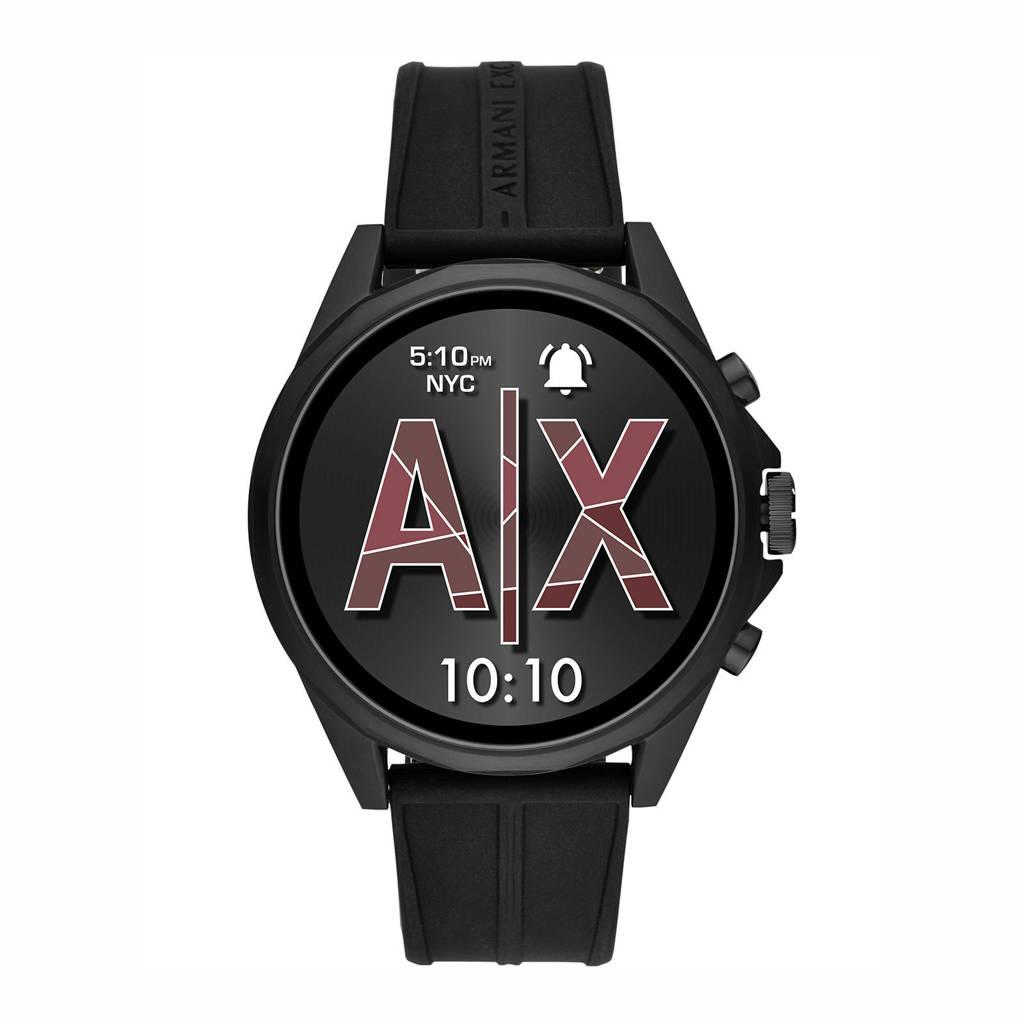 Armani horloge Exchange Connected Drexler zwart, Zwart
