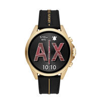 Armani horloge Exchange Connected Drexler goud, Goud