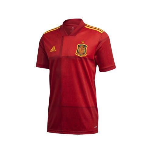 Adidas Voetbalshirt voor volwassenen replica thuisshirt Spanje 2020