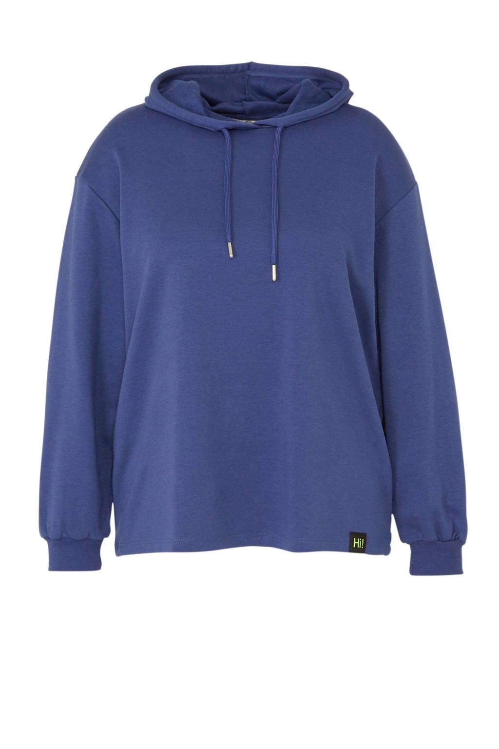 C&A XL Clockhouse hoodie blauw, Blauw