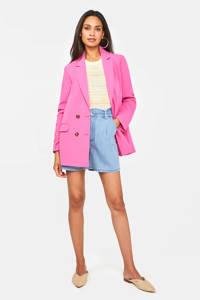 WE Fashion blazer roze, Roze