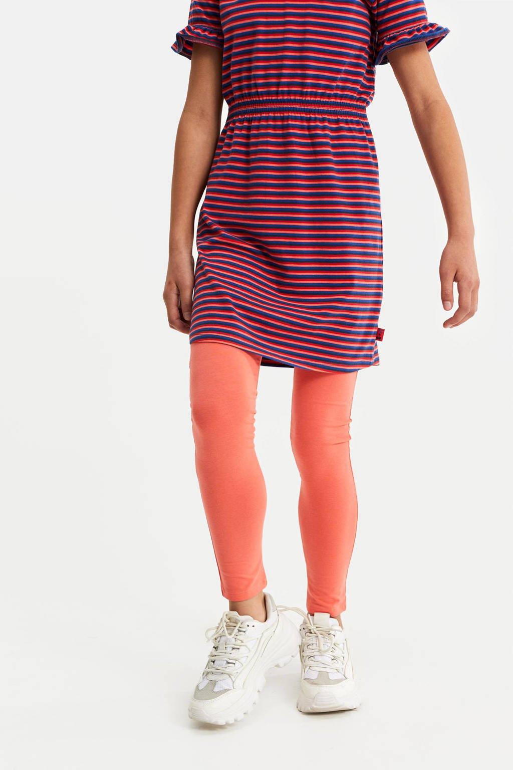WE Fashion legging oranje, Oranje