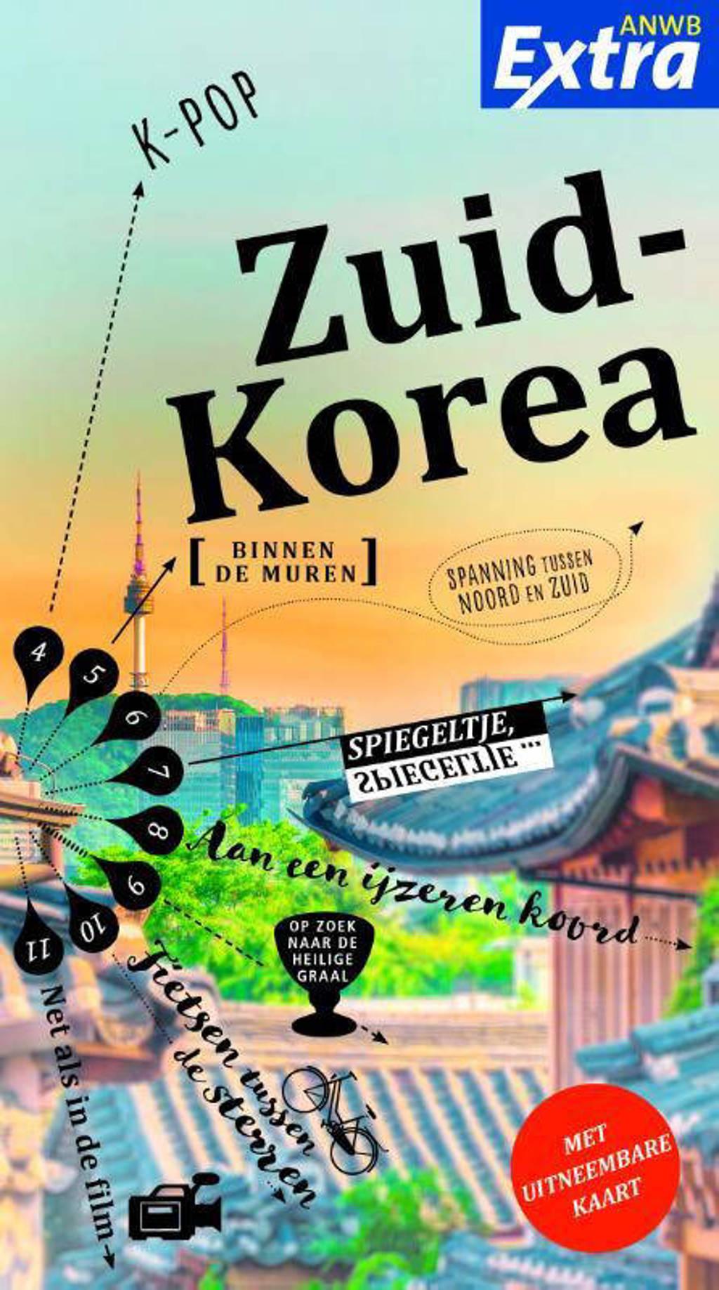 ANWB Extra: Zuid-Korea - Josine Van Heek