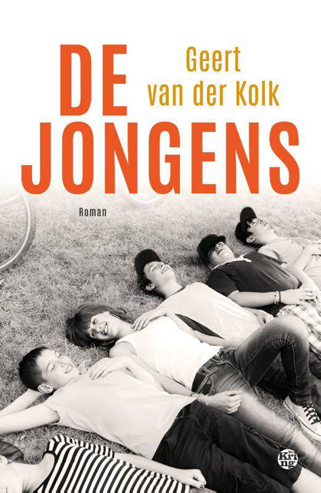De jongens - Geert van der Kolk