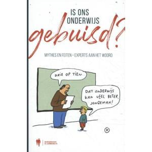 Is ons onderwijs gebuisd ? - Hans Schmidt, Roger Standaert, Jan T'Sas, e.a.