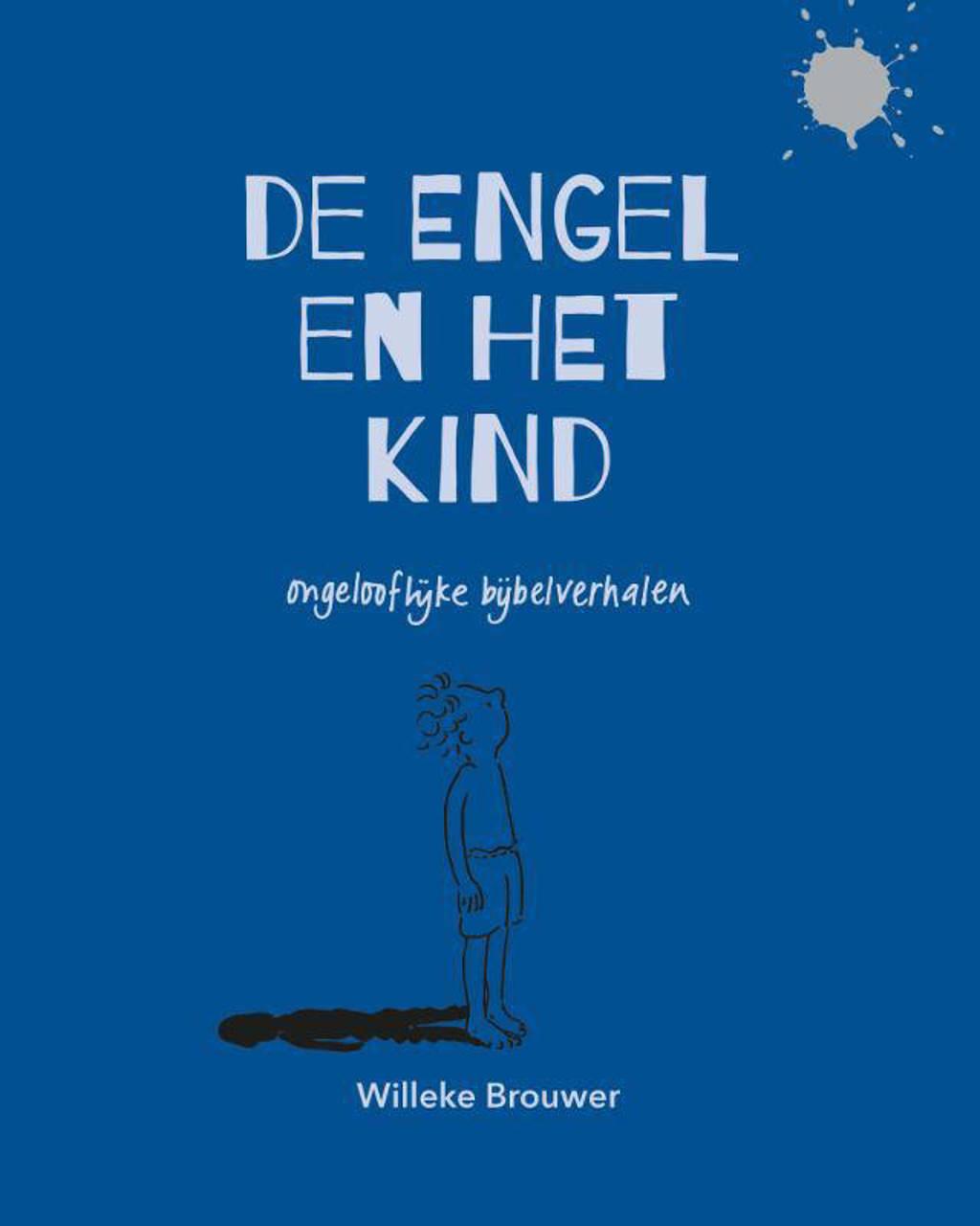 Graphic Novel Bible: De engel en het kind - Willeke Brouwer