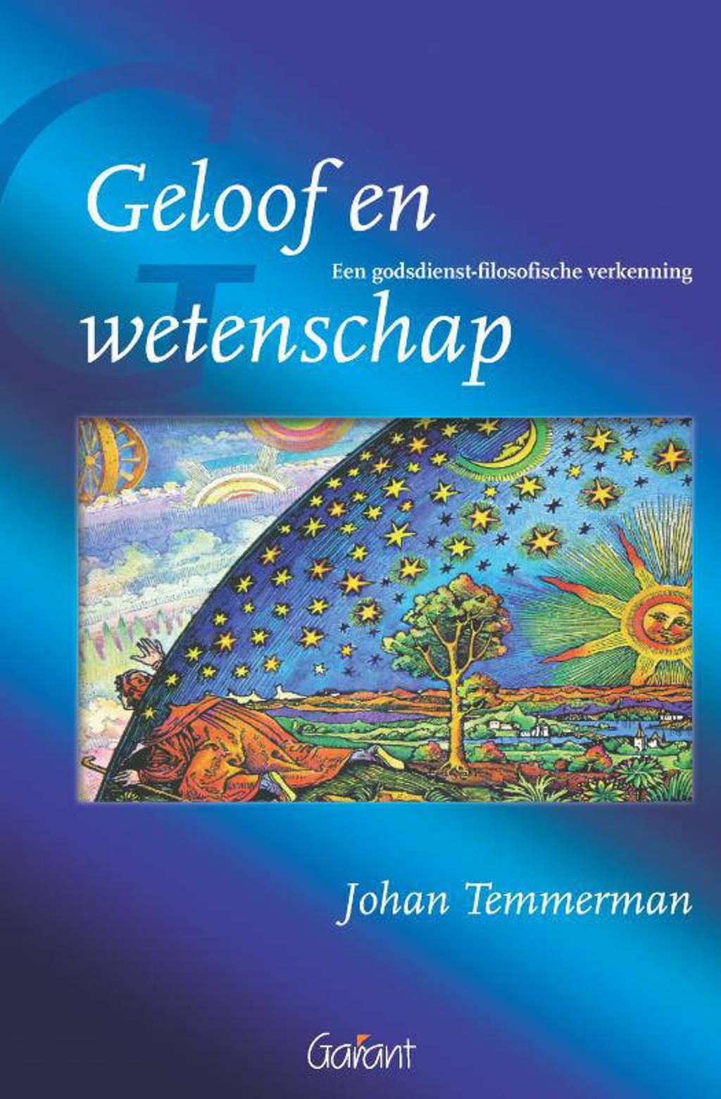 Geloof en wetenschap - Johan Temmerman