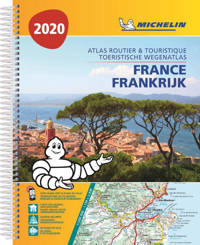 *ATLAS MICHELIN FRANCE 2020