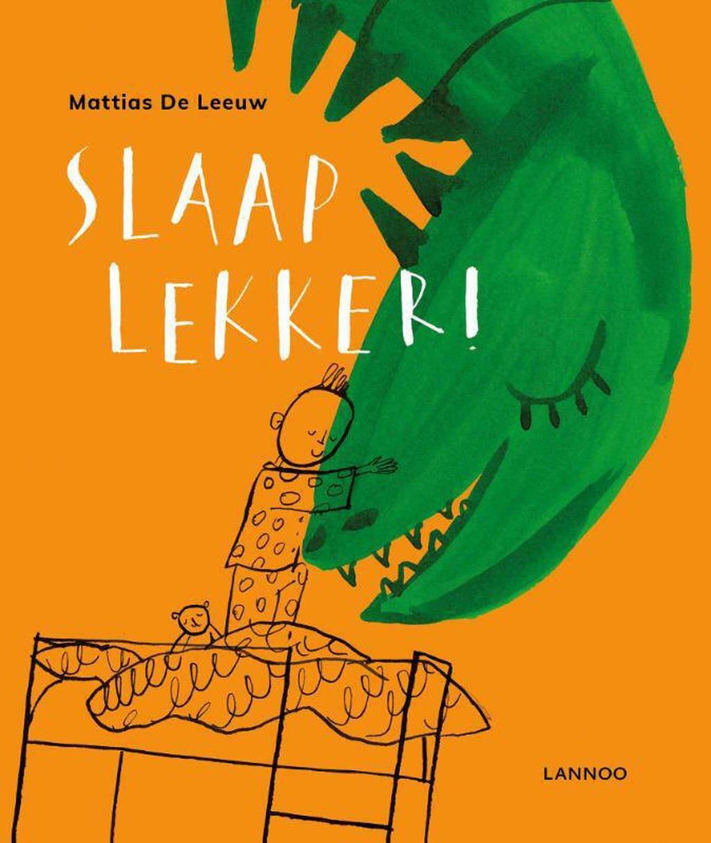 Slaap lekker - Mattias De Leeuw