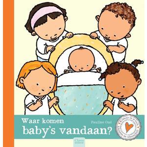 Kriebelsin je buik. Kinderen en seksualiteit: Waar komen baby's vandaan? - Pauline Oud
