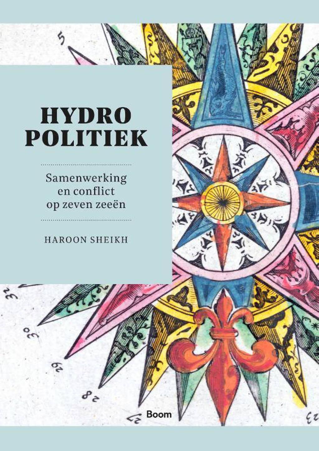 Hydropolitiek - Haroon Sheikh