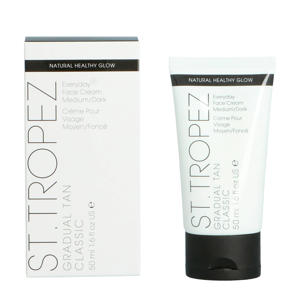 Gradual Tan Face Cream zelfbruiner - 50 ml