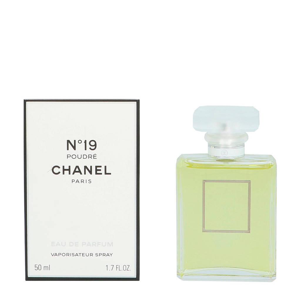 Chanel No 19 Poudrè eau de parfum - 50 ml