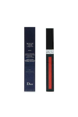 Rouge Dior Liquid lippenstift - 751 Rock'N'Metal