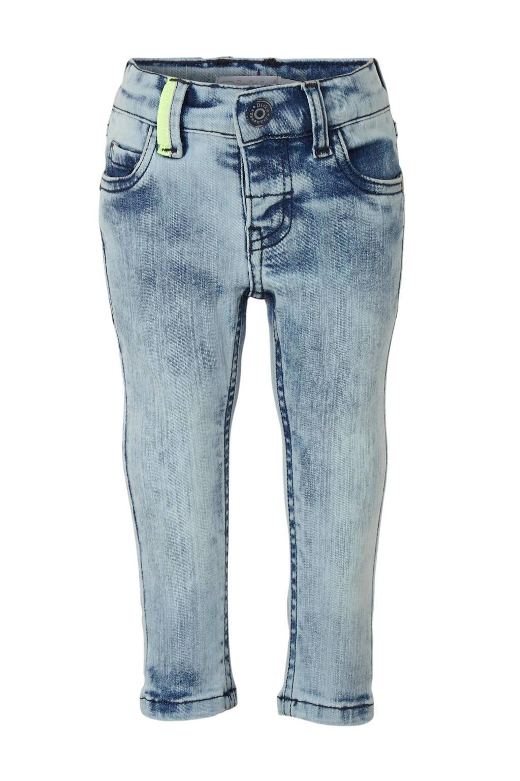 Dirkje skinny jeans light denim, Light denim