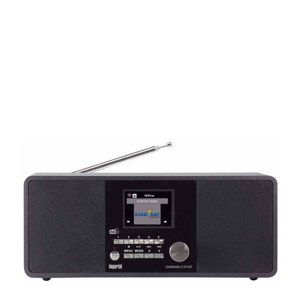 Imperial I210 Internetradio, Zwart