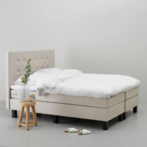 whkmp's own complete boxspring Durham (140x200 cm)