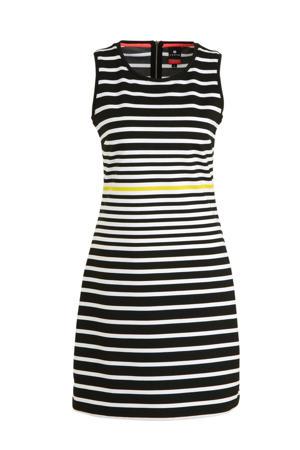 jurk Aulanko zwart/wit