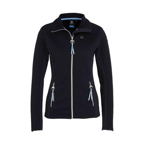 Luhta outdoor vest Annula donkerblauw