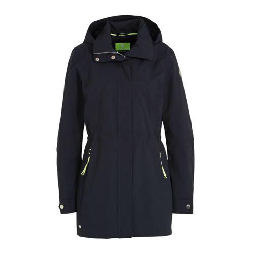 Luhta Andersby outdoor jas donkerblauw