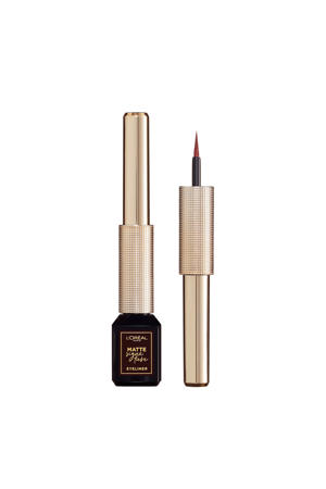 Matte Signature Eyeliner - 03 Brown