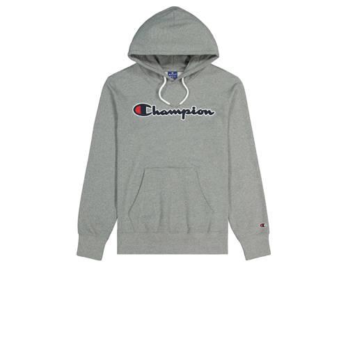 Champion hoodie grijs