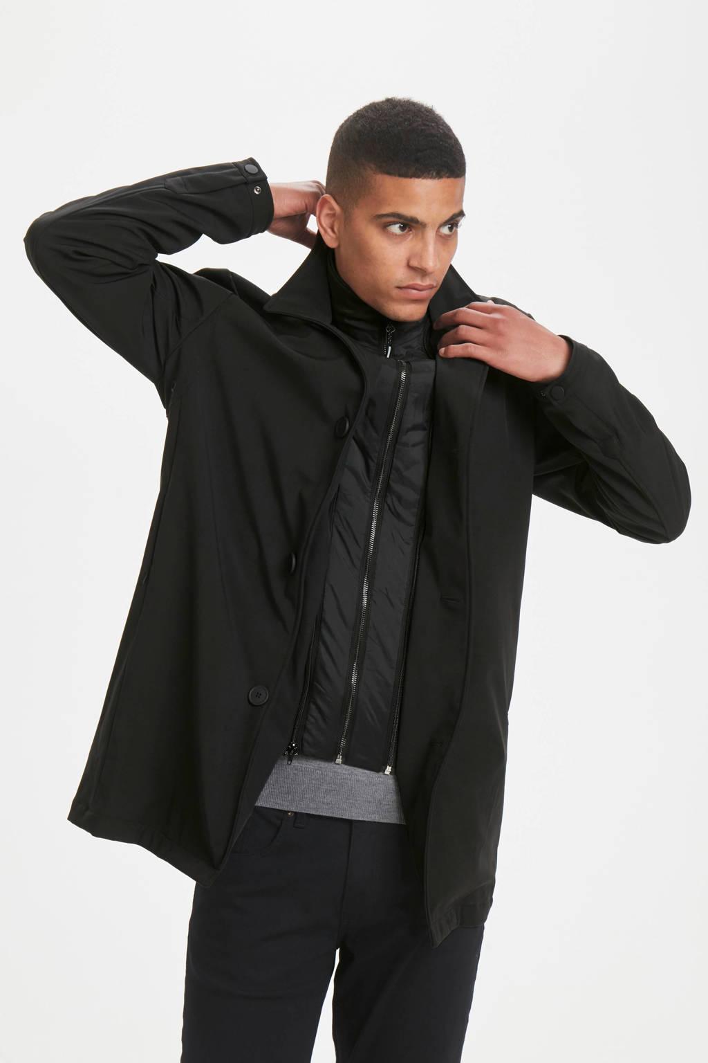 Matinique jas zwart, Zwart
