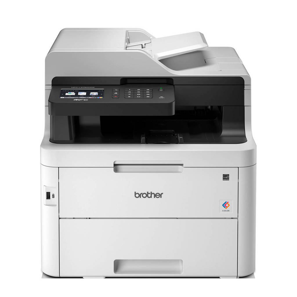 Brother MFC-L3750CDW all-in-one printer, N.v.t.