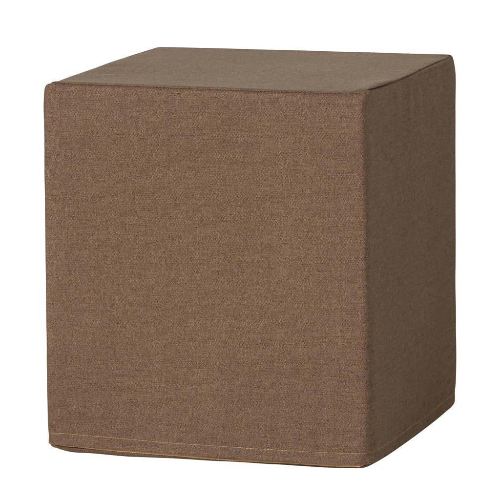 Madison poef outdoor (40x40 cm), Taupe